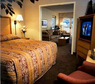 Guest Suite at the Silver Cloud Inn Lake Union
